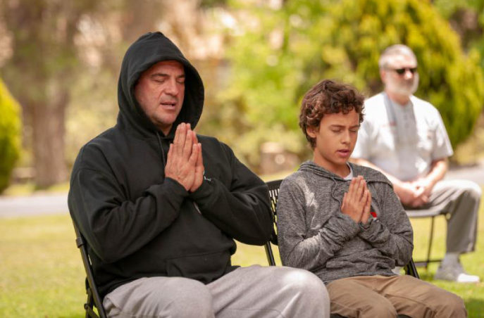 Father-Son Day June 15 at Hidden Valley Ashram